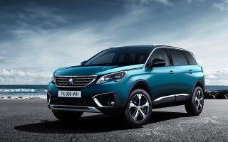 Το νέο Peugeot 5008, με τη δυναμική εμφάνιση ενός καθαρόαιμου SUV, θα βγει στην αγορά την άνοιξη του 2017.