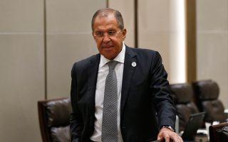 Η επίσκεψη του Ρώσου υπουργού Εξωτερικών Σεργκέι Λαβρόφ, ο οποίος αναμένεται στην Αθήνα το βράδυ της Τρίτης, εντάσσεται στο Αφιερωματικό Ετος Ελλάδας - Ρωσίας.