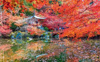 Κιότο, Ιαπωνία (Φωτογραφία: Shutterstock)