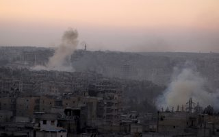 Οι ρωσικοί αεροπορικοί βομβαρδισμοί στη Συρία κατά τις τελευταίες τρεις εβδομάδες είναι μεταξύ των σφοδρότερων από την αρχή του εμφυλίου.