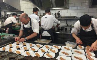 Η εβδομάδα ελληνικής κουζίνας είχε πραγματοποιηθεί με επιτυχία πέρυσι στη Μελβούρνη της Αυστραλίας.