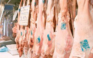 Με τις σφραγίδες μπορεί να αναζητηθεί η πορεία του κρέατος από τον κτηνοτρόφο έως το κρεοπωλείο.