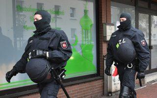 Δίκτυο τζιχαντιστών που στρατολογούσε νέους στο Ισλαμικό Κράτος εξαρθρώθηκε στη Γερμανία.