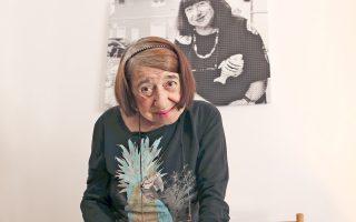 Κατερίνα Αγγελάκη-Ρουκ: «Συνειδητοποιώ ότι σε όλη μου τη ζωή για ένα πράγμα παλεύω, τη φυσικότητα. Αυτή ήταν η θεά μου».