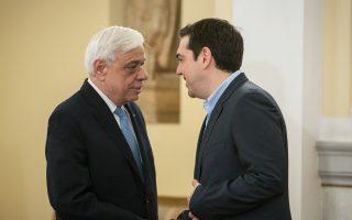 Πρ. Παυλόπουλος και Αλ. Τσίπρας απέστειλαν συγχαρητήριες επιστολές στον νέο Αμερικανό πρόεδρο Ντόναλντ Τραμπ.