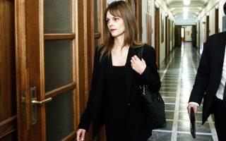 Η νέα υπουργός Εφη Αχτσιόγλου καλείται να διαμορφώσει την ελληνική διαπραγματευτική γραμμή έναντι των πιστωτών.