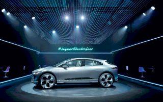 Το πρώτο εντελώς ηλεκτρικό όχημα της Jaguar, το I-PACE, παρουσιάστηκε χθες στο Λος Αντζελες.