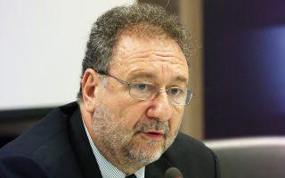 Ο νέος υφυπουργός Οικονομίας και Ανάπτυξης Στέργιος Πιτσιόρλας.
