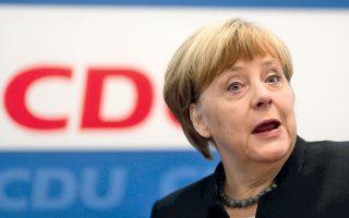 Οσο η Αγκελα Μέρκελ καθυστερούσε την ανακοίνωση της απόφασής της, τόσο οι επικριτές της διαπίστωναν ότι δεν υπάρχει εναλλακτική.