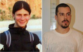 Σε παλαιότερες φωτογραφίες, αριστερά ο Μάριος Σεϊσίδης και δεξιά ο Κώστας Σακκάς.