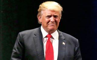 Χθες ο κ. Τραμπ δήλωσε ότι οι ΗΠΑ θα αποσυρθούν από τη συμφωνία, την οποία αποκάλεσε «δυνητική καταστροφή για τη χώρα μας», την πρώτη κιόλας ημέρα που αυτός θα αναλάβει πρόεδρος.