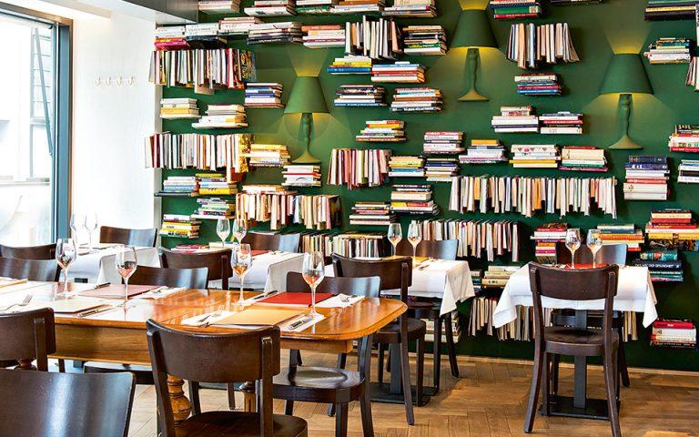 Το παλαιότερο vegetarian εστιατόριο της Ευρώπης βρίσκεται στη Ζυρίχη και ονομάζεται Hiltl.