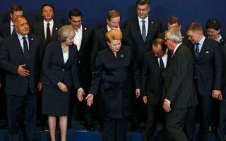 Διάσταση απόψεων αναφορικά με το ζήτημα της Ρωσίας υπάρχει μέσα στην Ε.Ε., όπως επιβεβαίωσε και η πρόσφατη Σύνοδος Κορυφής στις Βρυξέλλες. Η διαφοροποίηση που παρατηρείται οφείλεται ξεκάθαρα στα εθνικά συμφέροντα που έχει η κάθε χώρα.