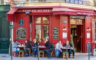 Το Café des Musées, στη γειτονιά του Marais. (Φωτογραφία: Getty images /Ideal image)