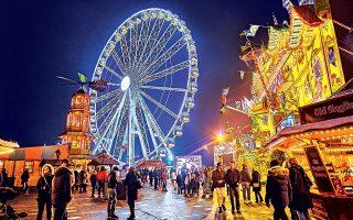 1. Hyde Park Winter Wonderland, Λονδίνο. (Φωτογραφία: GETTY IMAGES/IDEAL IMAGE)