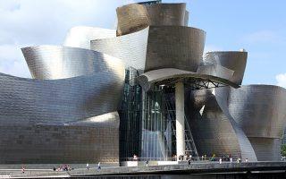 Το Μουσείο Γκούγκενχαϊμ έφερε την τουριστική άνοιξη στο Μπιλμπάο.