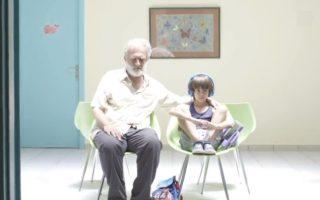 Στη σειρά «Η λέξη που δεν λες», ο Δ. Καταλειφός υποδύεται έναν παππού, του οποίου ο 7χρονος εγγονός είναι αυτιστικός.