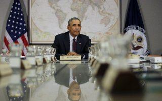 Οι Αμερικανοί συνεχίζουν να δίνουν τεράστια σημασία στη συμμαχία μας με την Ελλάδα, τονίζει στην «Κ» ο Αμερικανός Πρόεδρος Μπαράκ Ομπάμα.