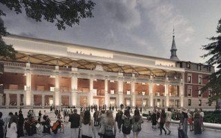Το αναμορφωμένο Salon de Reinos, με τον ιστορικό πυρήνα του από τον 17ο αιώνα, αναμορφώνεται πλήρως και εντάσσεται στον λειτουργικό ιστό του Πράδο προσθέτοντας 2.500 τ.μ εκθεσιακούς χώρους, καθώς και νέα εμπειρία θέασης και περιήγησης. Το νέο σχέδιο υπογράφει ο Βρετανός αρχιτέκτων Νόρμαν Φόστερ σε συνεργασία με το ισπανικό γραφείο του Κάρλος Ρούμπιο.