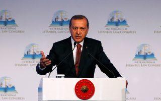 Η Τουρκία –και ο κ. Ερντογάν– αφήνει να διαφανεί ότι δεν πρόκειται να δεχθεί τον χάρτη του 2004.