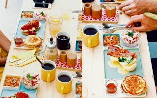 Γεύσεις από όλο τον κόσμο με φρέσκες και προσεκτικά επιλεγμένες πρώτες ύλες στο Yeti.