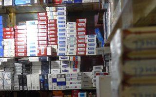 Η φορολογία φθάνει στο 84% της λιανικής τιμής ενός πακέτου τσιγάρων.