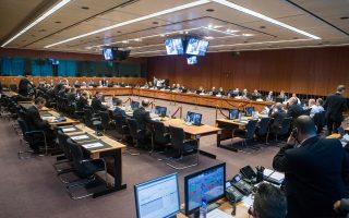 Η απόσταση μεταξύ των Ευρωπαίων εταίρων και του Ταμείου αποδείχθηκε ακόμα πιο μεγάλη μετά τη λήξη της συνεδρίασης του Eurogroup τη Δευτέρα από ό,τι αρχικώς είχε διαφανεί, καθώς όλες οι πλευρές έθεσαν με σαφήνεια τις «κόκκινες» γραμμές τους.