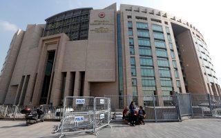 Πολλή δουλειά έχει πέσει στο Δικαστικό Μέγαρο της Κωνσταντινούπολης με το κύμα διωγμών μετά το αποτυχημένο πραξικόπημα της 15ης Ιουλίου.