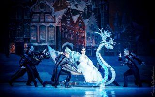 H «Βασίλισσα του χιονιού», από το μπαλέτο της Εθνικής Οπερας του Κιέβου, ξεκινάει από τις 17/12 στο Μέγαρο.