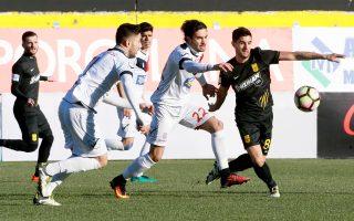 Ο Αρης έμεινε στο 0-0 με τη Βέροια, αλλά πήρε ως δεύτερος στον όμιλό του την πρόκριση στους «16» του Κυπέλλου.