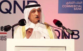Ο εμίρης του Κατάρ, Αμπντουλάχ μπιν Μοχάμεντ μπιν Σαούντ αλ Τάνι, επικεφαλής του επενδυτικού ταμείου Qatar Investment Authority, ενημέρωσε για την πρόθεσή του ανώτατους Αμερικανούς αξιωματούχους.