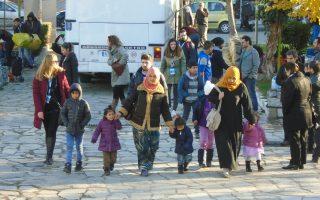 Φέτος, η Λιβαδειά θα φιλοξενήσει 330 πρόσφυγες και το 2017 θα υποδεχθεί 400.