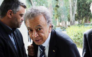 Στο τέλος της εβδομάδας θα βρεθεί στην Αθήνα ο επιτετραμμένος της FIFA στην Ελλάδα, Κ. Κουτσοκούμνης.