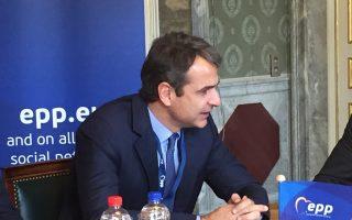 Ο Κυρ. Μητσοτάκης, από τις Βρυξέλλες, έκανε ειδική παρέμβαση για την ανάγκη στήριξης που έχουν τα νησιά του ΒΑ Αιγαίου.