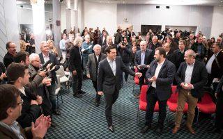 Από την Κρήτη, όπου πραγματοποιεί περιοδεία, ο πρωθυπουργός Αλέξης Τσίπρας επανέλαβε ότι οι εκλογές «θα γίνουν στην ώρα τους, δηλαδή τον Σεπτέμβριο του 2019».