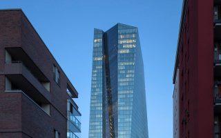 Η παγκόσμια ανάπτυξη αναμένεται ότι θα επιταχύνει τον βηματισμό της, σύμφωνα με εκτιμήσεις της Ευρωπαϊκής Κεντρικής Τράπεζας.