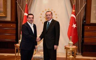 Την επόμενη εβδομάδα αρχίζουν οι συζητήσεις Αθήνας και Αγκυρας για την προετοιμασία της διμερούς συνάντησης του πρωθυπουργού Αλέξη Τσίπρα με τον Τούρκο πρόεδρο Ρετζέπ Ταγίπ Ερντογάν για το Κυπριακό.