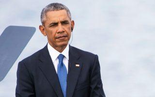 Υστατες προσπάθειες για τη διάσωση της ειρηνευτικής διαδικασίας στη Μ. Ανατολή καταβάλλει ο Μπαράκ Ομπάμα.
