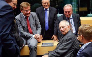 «Πρέπει να σταματήσει να δίνεται η εντύπωση ότι είναι άλλοι υπεύθυνοι για τα προβλήματα της Ελλάδας», τόνισε την περασμένη εβδομάδα ο κ. Σόιμπλε.