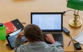 Περίπου το 60% των Ελλήνων σπουδαστών του Κέντρου Ανοικτών Διαδικτυακών Μαθημάτων Mathesis έχει παρακολουθήσει διαδικτυακά μαθήματα από ξένες πλατφόρμες.