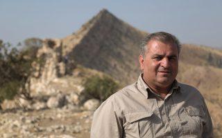 Ο αρχαιολόγος Νάντερ Μπαμπάκρ Μοχάμεντ περιγράφει στην «Κ» τις δυσκολίες της δουλειάς του στο Β. Ιράκ.