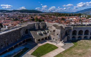 Στον δυτικό προμαχώνα του Ιτς Καλέ λειτουργεί εδώ και τρεις μήνες το Μουσείο Αργυροτεχνίας του Πολιτιστικού Ιδρύματος Ομίλου Πειραιώς (ΠΙΟΠ).