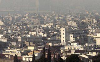 Το νέφος από αιωρούμενα σωματίδια έχει αυξηθεί τα τελευταία χρόνια στη Θεσσαλονίκη.