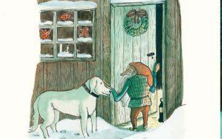 Το «Ο νάνος δεν κοιμάται» της Αστριντ Λίντγκρεν (1907-2002), γραμμένο πάνω σε ένα παλιό ποίημα, ανήκει στα πιο παραμυθένια παραμύθια.
