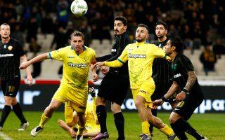 Η ΑΕΚ πραγματοποίησε μια κακή εμφάνιση κόντρα στον ελλιπή Παναιτωλικό, ο οποίος πήρε έναν πολύτιμο βαθμό από μια δύσκολη έδρα.