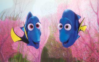 Το «Ψάχνοντας την Ντόρι», σίκουελ του αριστουργηματικού animation «Ψάχνοντας τον Νέμο», βρέθηκε στην πρώτη θέση του ελληνικού box office κατά το τελευταίο τετράμηνο του 2016.