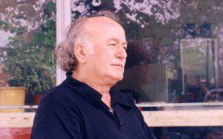 Ο Χριστόφορος Μηλιώνης πέθανε χθες σε ηλικία 85 ετών.