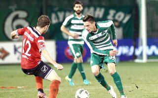 Ο Παναθηναϊκός νίκησε 3-0 τον Κισσαμικό με γκολ των Μπεργκ και Λέτο, όμως οι νεαροί που χρησιμοποίησε ο Ουζουνίδης (φωτ. Χατζηγιοβάννης) κέρδισαν το χειροκρότημα.