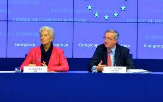 Μέχρι στιγμής, διίστανται οι απόψεις της Ευρωπαϊκής Επιτροπής και του Διεθνούς Νομισματικού Ταμείου για το τι θα πρέπει να κάνει η Αθήνα προκειμένου να ολοκληρωθεί η διαπραγμάτευση.