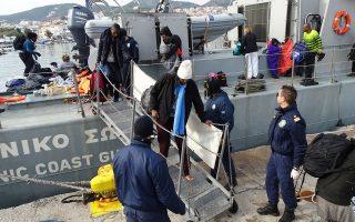 «Το 70% των αφίξεων στα νησιά είναι αυτό που κοινωνικά και πολιτικά λέμε παράτυποι μετανάστες και νομικά ορίζεται ως παράνομοι μετανάστες», είπε ο υπουργός Μεταναστευτικής Πολιτικής Γ. Μουζάλας.